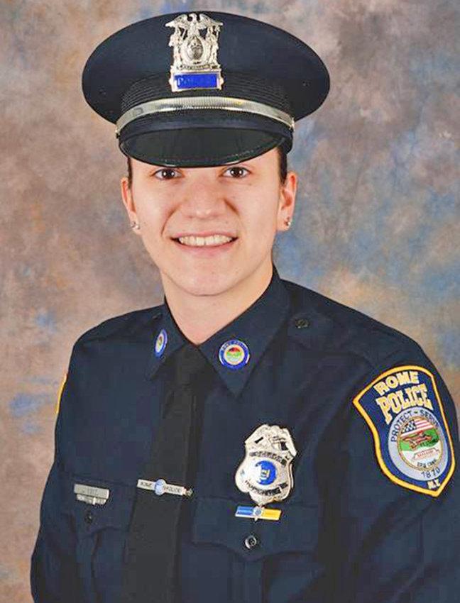 Patrolman Jenna Kiskiel