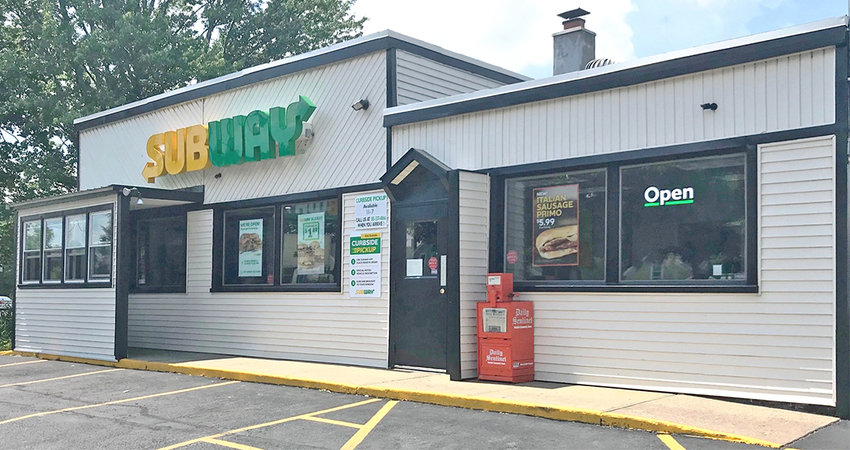 MEMBER OF WEEK — The Rome Area Chamber of Commerce has named Subway as its Member of the Week.The sub shop at 204 E. Thomas St. is celebrating its 26th year in business.