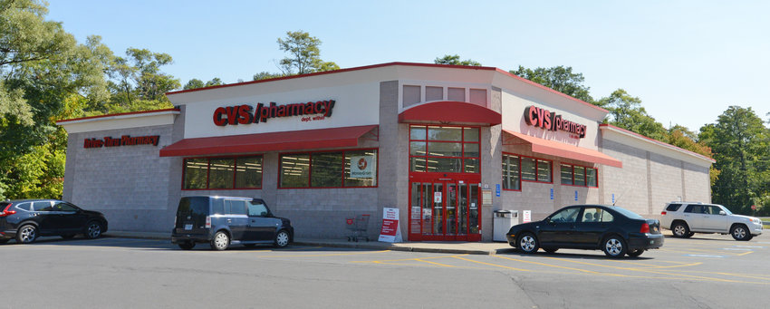 COVID TEST SITE — The CVS at 39 Meadow St. will offer drive-thru COVID testing. The company says the self-swab tests are free to patients and available to individuals meeting Centers for Disease Control and Prevention criteria. Patients must register in advance at CVS.com to schedule an appointment.