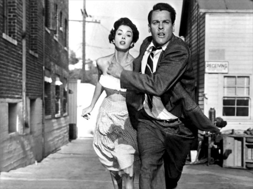 """CLASSIC SCI-FI — Scene from """"The Invasion of the Body Snatchers"""""""