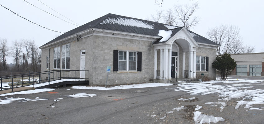 WHAT'S THE FUTURE? — A former veterinary office at 1315 Erie Blvd. West was a hot topic of discussion at last week's city planning board meeting. There is a proposal for the current building, a former school, to be demolished and a large car wash to be constructed on the site.