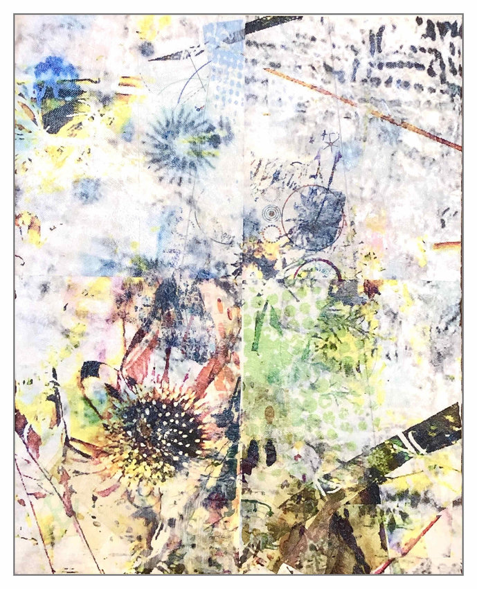 """Transfiguration 2"" — Piece by Sara Baker Michalak"