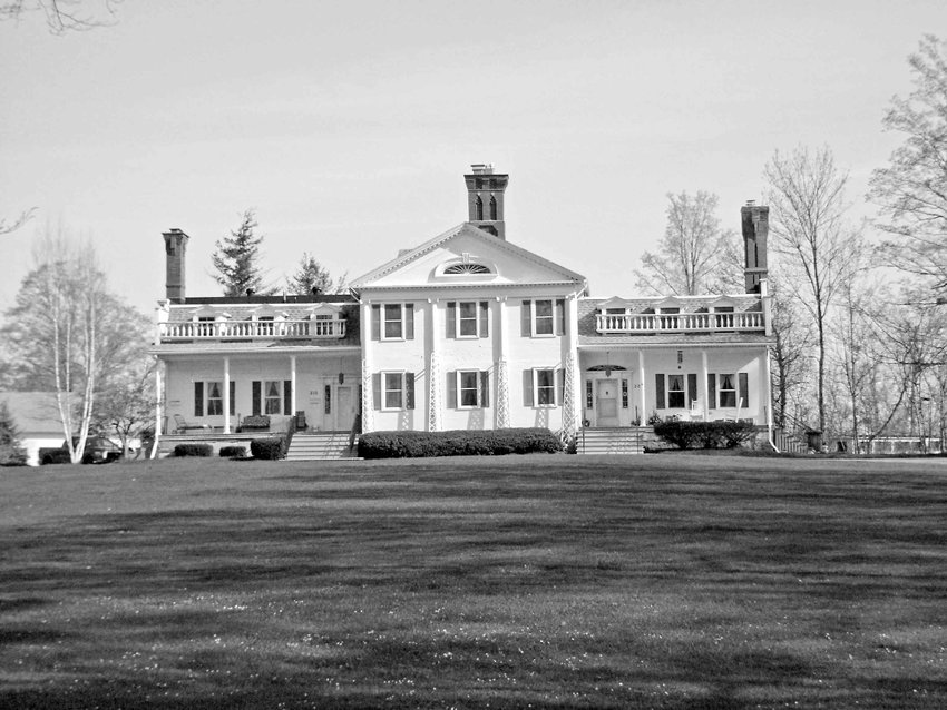 Tower Homestead in Waterville