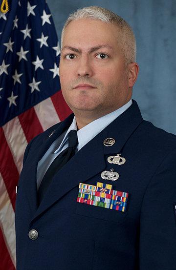 Master Sgt. Evan Thorn
