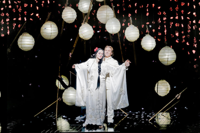 """MET HD — Puccini's """"Madama Butterfly"""""""
