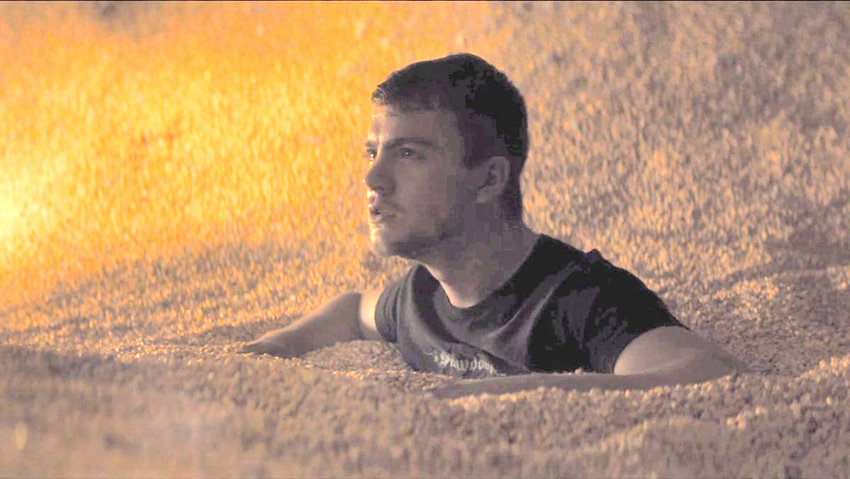 """TRAPPED — Actor Jack DiFalco stars as Cody in """"Silo."""""""
