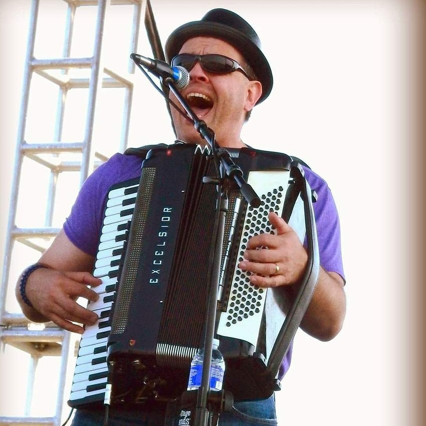 ON THE ROAD AGAIN — Fritz's Polka Band, fromVerona, will return to Musikfest in Bethlehem, Pa., on Sunday, Aug. 8. The band will performon the Festplatz Stage from noon to 2:30 p.m. Musikfest is the largest free festival in the U.S. with more than a 1,000,000 people attending the 2019 event.