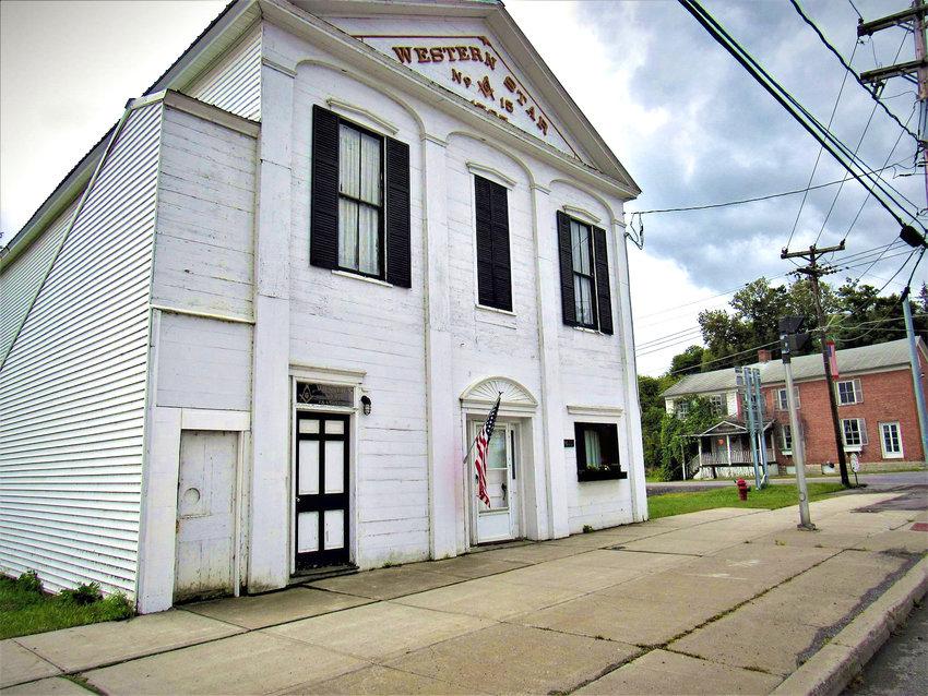 Western Star Masonic Lodge No. 15