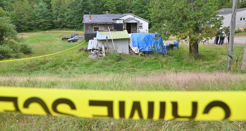 SHOOTING IN ANNSVILLE — State police are investigating a shooting at a residence on Route 69 in Annsville on Friday involving two brothers. One brother is dead and the other was taken into custody.