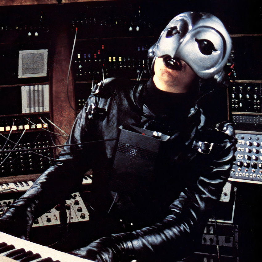 """DOUBLE FEATURE — Cinema Capitol, 230 W. Dominick St., will present the Phantom Double Feature at 7:30 p.m. Thursday, Oct. 21. Above is an image from the full length 1974 Brian DePalma film, """"Phantom of the Paradise."""""""