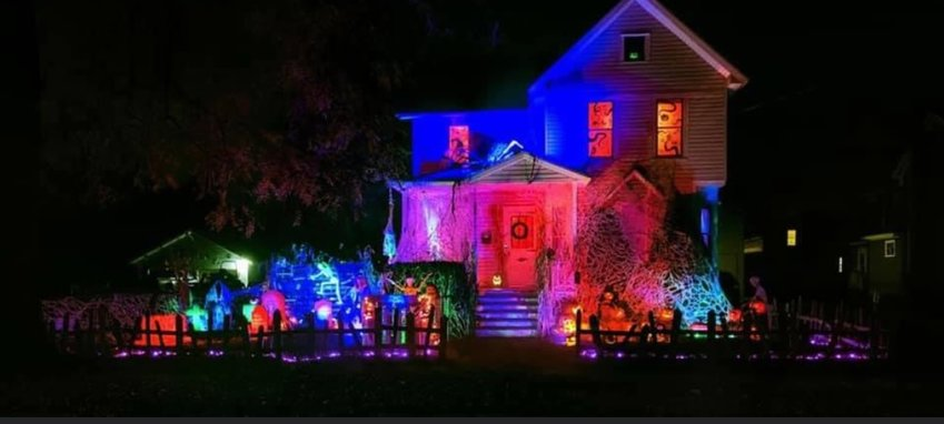 SPOOKTACULAR — The Oneida community is invited to join in and compete in the Oneida Halloween House Decorating Contest. Prizes will be awarded to first, second, and third place along with prizes for Spookiest, Most Creative, Cutest, and Classiest house.