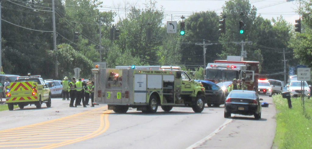 One dead in Route 233 car accident | Rome Daily Sentinel