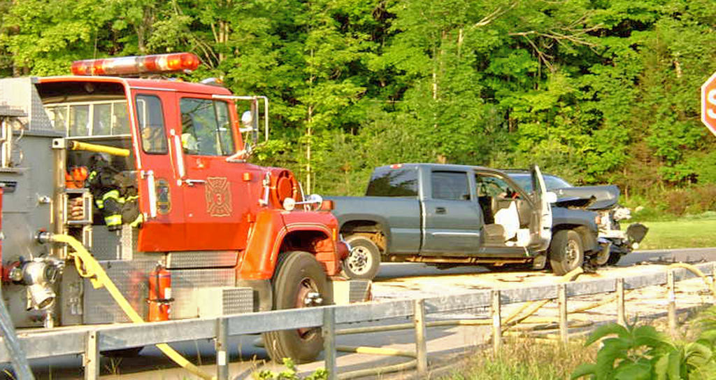 Car accident on Route 12 in Boonville Sunday af    | Rome