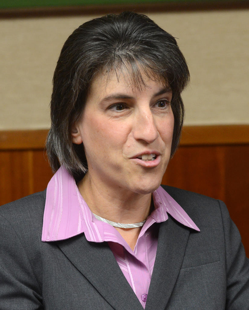 Mayor Jacqueline M. Izzo