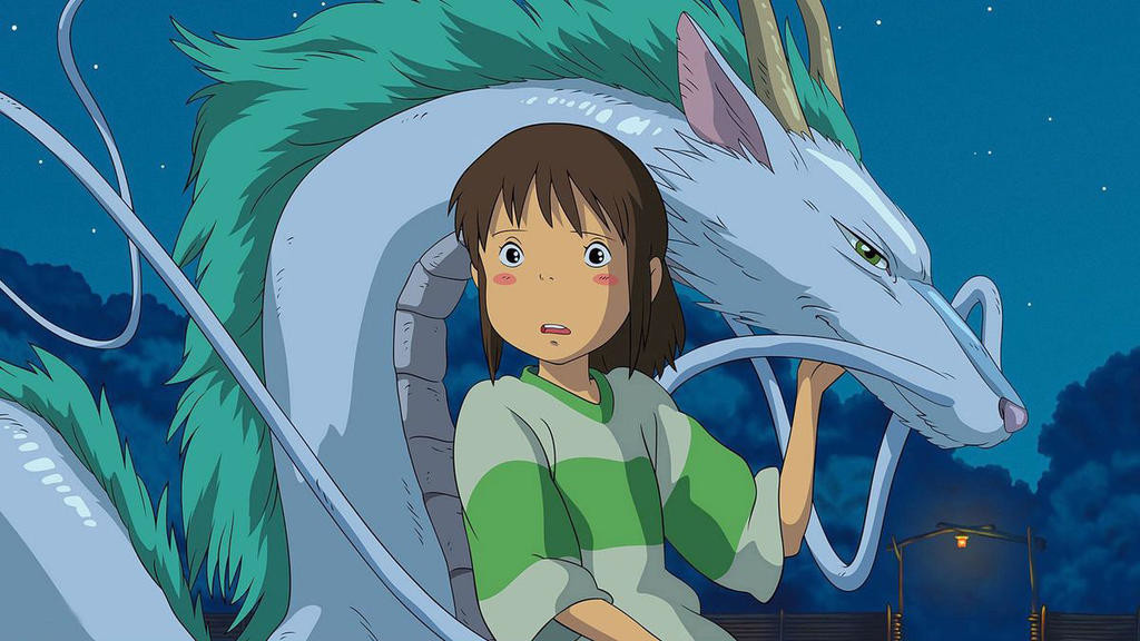 "TOP RATED — Upon its theatrical release, ""Spirited Away"" became the most successful Japanese movie in history and it is frequently ranked among the greatest animated films ever made.  (Photo submitted)"