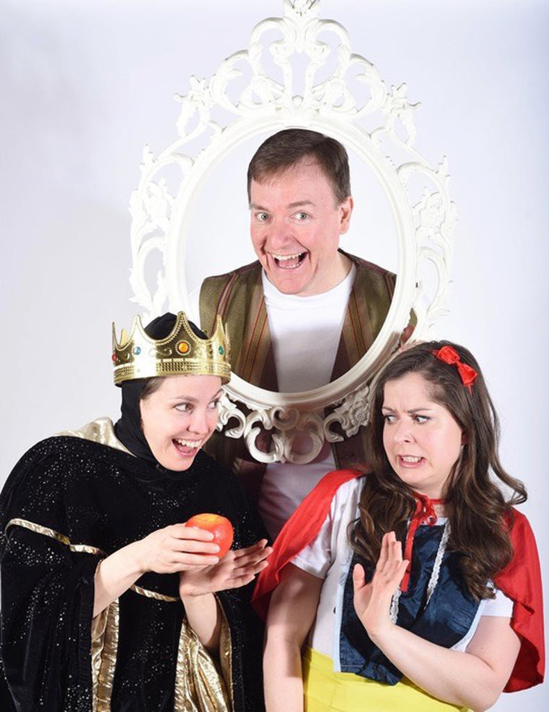 "CLASSIC TALE — Duffle Bag Theatre Company presents ""Snow White"" at View July 10.  (Photo submitted)"