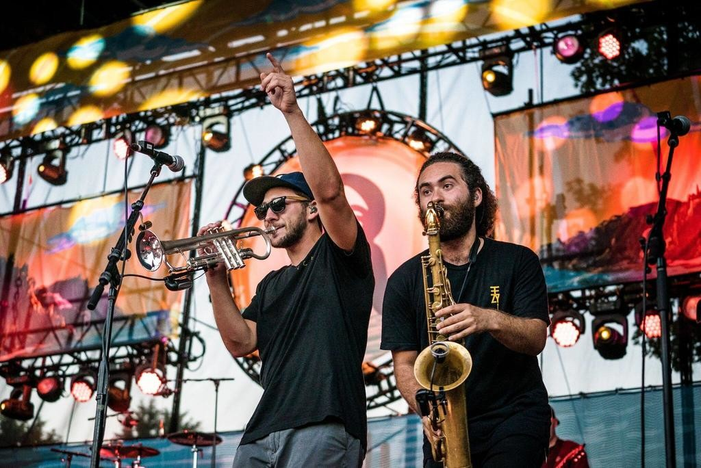 Rebelution — Will perform at Saranac Jams Summer Concert Series Wednesday, July 11.