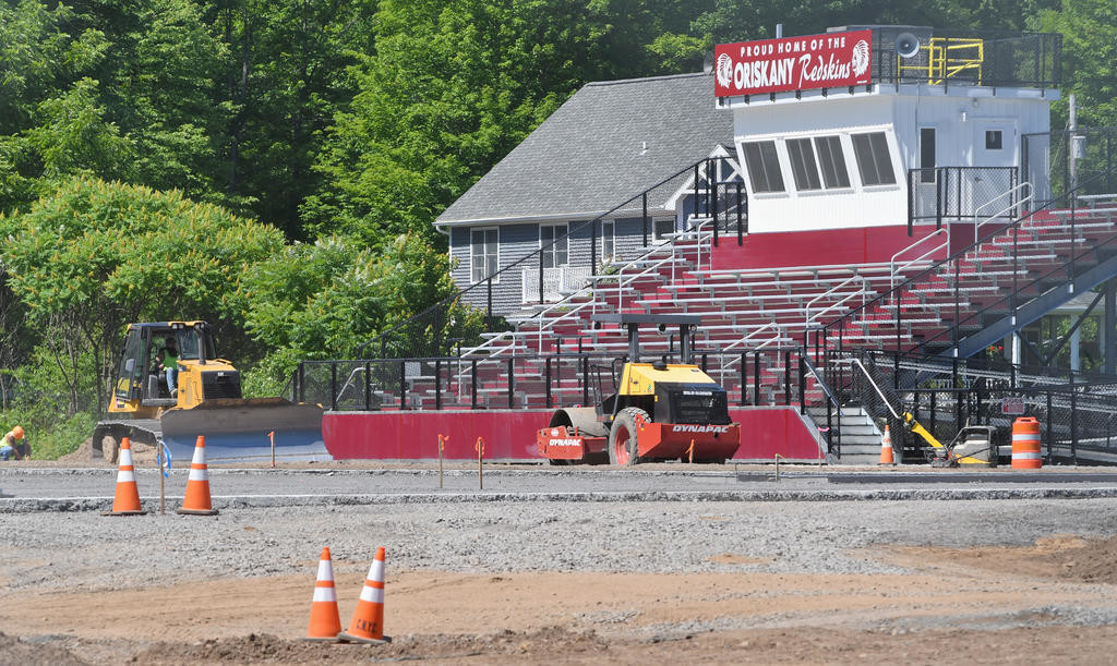 Work continues on capital projects at area school districts | Rome
