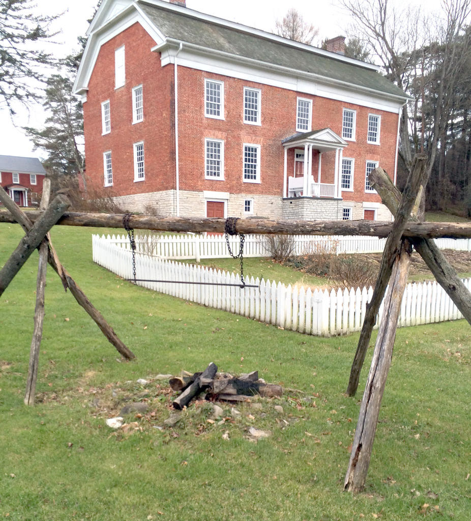 SEASON STARTS — Herkimer Home State Historic Site is open for the season  (Photo submitted)