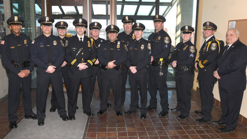 Rome Police Department >> Rome Police Department Promotes 10 In Ceremony Rome Daily