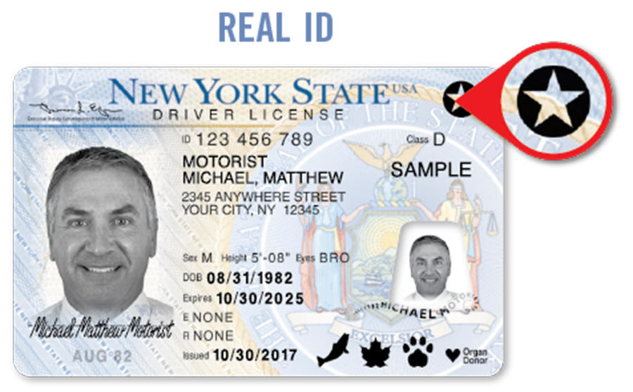 DMV reminds drivers of 'Real ID' process, new tool on