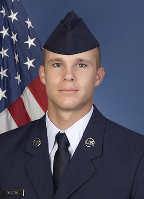 Air Force National Guard Airman 1st Class Timothy P. Destito has completed basic military training at Joint Base San Antonio-Lackland, San Antonio, Texas. He is the son of Richard and Valerie Destito of Rome, and was a 2006 graduate of Rome Free Academy.