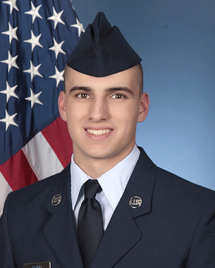 Air Force Airman Ethan T. Avard has completed basic military training at Joint Base San Antonio-Lackland, San Antonio, Texas. He is the son of Aaron Avard of Taberg and Cindy Avard of Camden. He is a 2017 graduate of Camden High School.