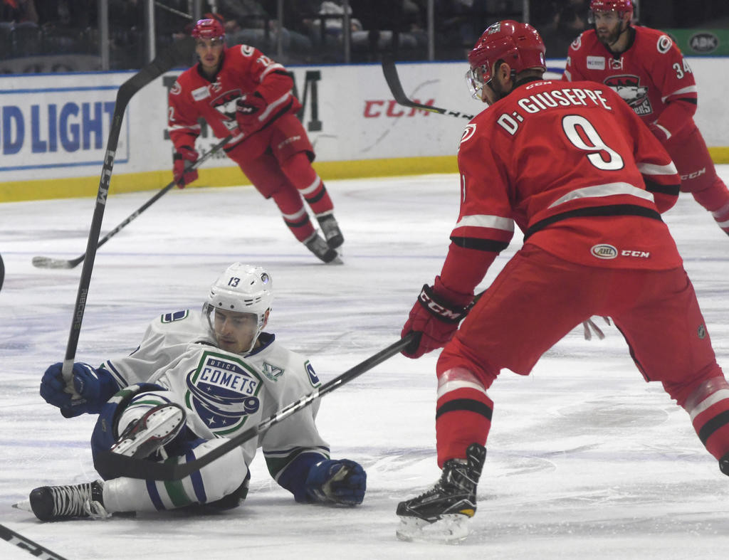 Checkers sweep two-game series with Comets | Rome Daily Sentinel