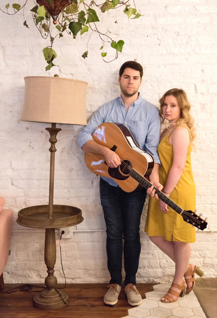 "WHISKEY FIX — Connor Udvardy and Rome native Linda Martin formed the band Whiskey Fix and released their first single ""I Know Better"" on Oct. 11. The single can be heard on iTunes, Apple Music and Spotify.  (Photo submitted)"