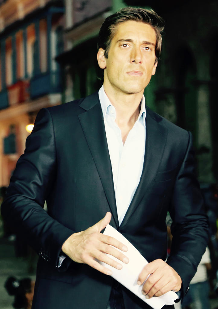David Muir  (Photo Submitted)