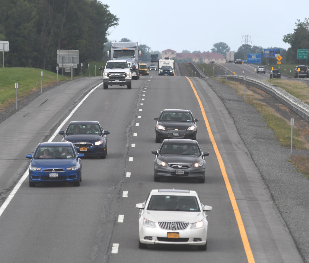 Busy roads, higher gas prices expected to greet Labor Day travelers
