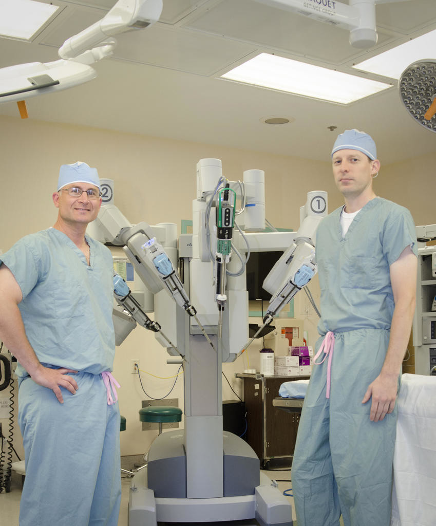 MVHS adds da Vinci Si Surgical System | Rome Daily Sentinel