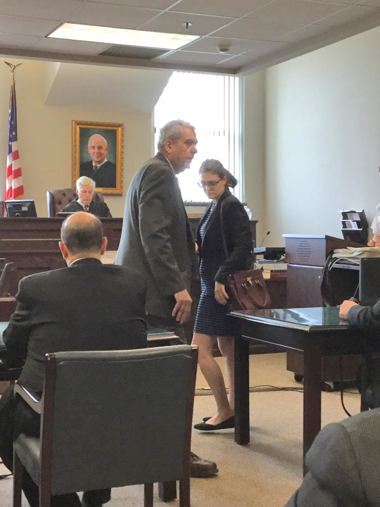 Defense Attorney Switch May Delay Retrial For Accused Killer