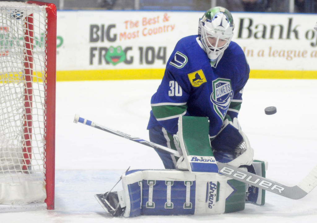 Comets Fall Just Short Of American Hockey League Calder Cup Playoffs