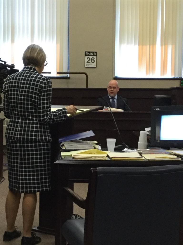 Focus on letter, daughter's testimony at murder trial | Rome
