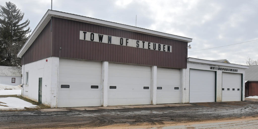 Town of Steuben to construct new highway garage | Rome Daily Sentinel