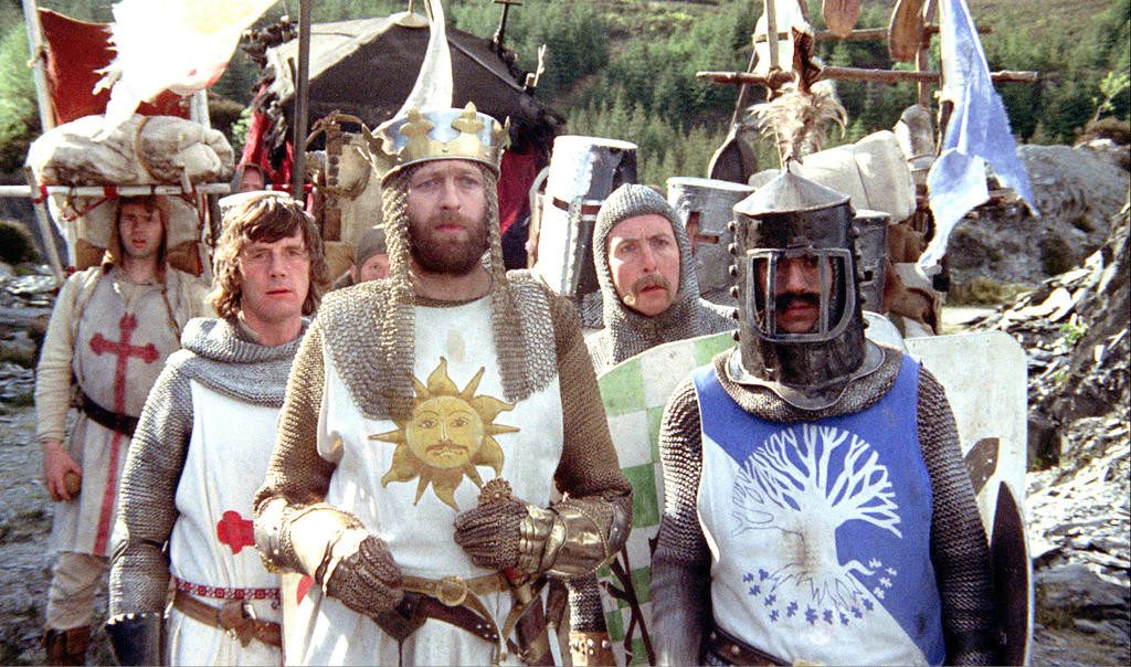 Monty Python and the Holy Grail' | Rome Daily Sentinel