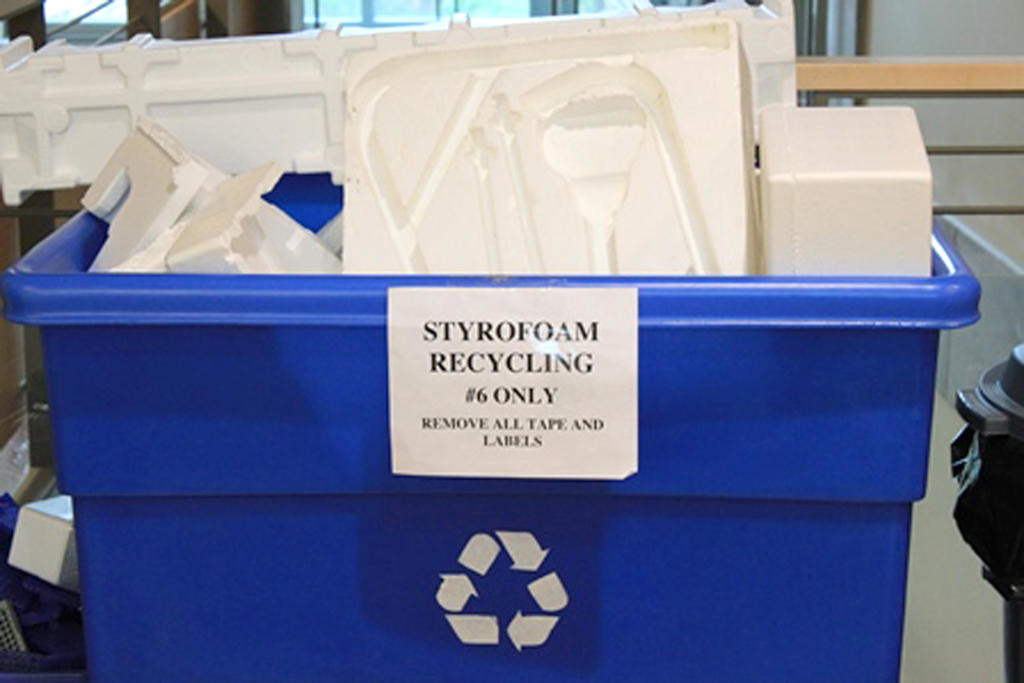Styrofoam Collection To Begin At Madison County Facility Rome Daily Sentinel