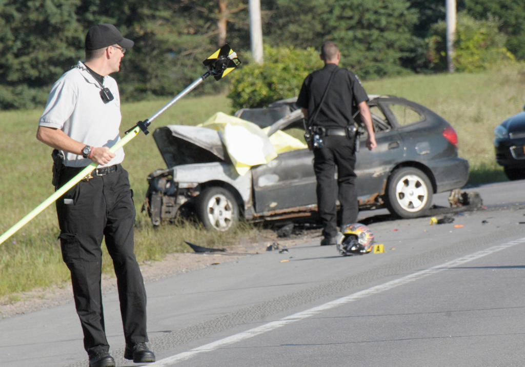 Pursuit ends with deadly crash in Boonville | Rome Daily