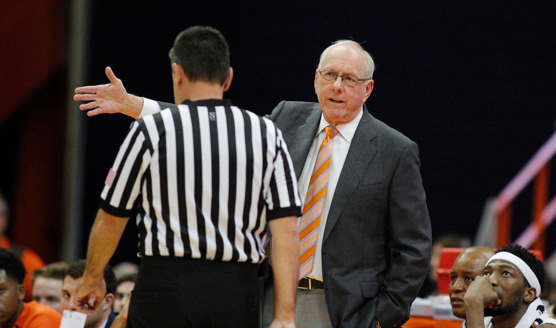 Orange Limp Into College Basketball Season Opener Rome