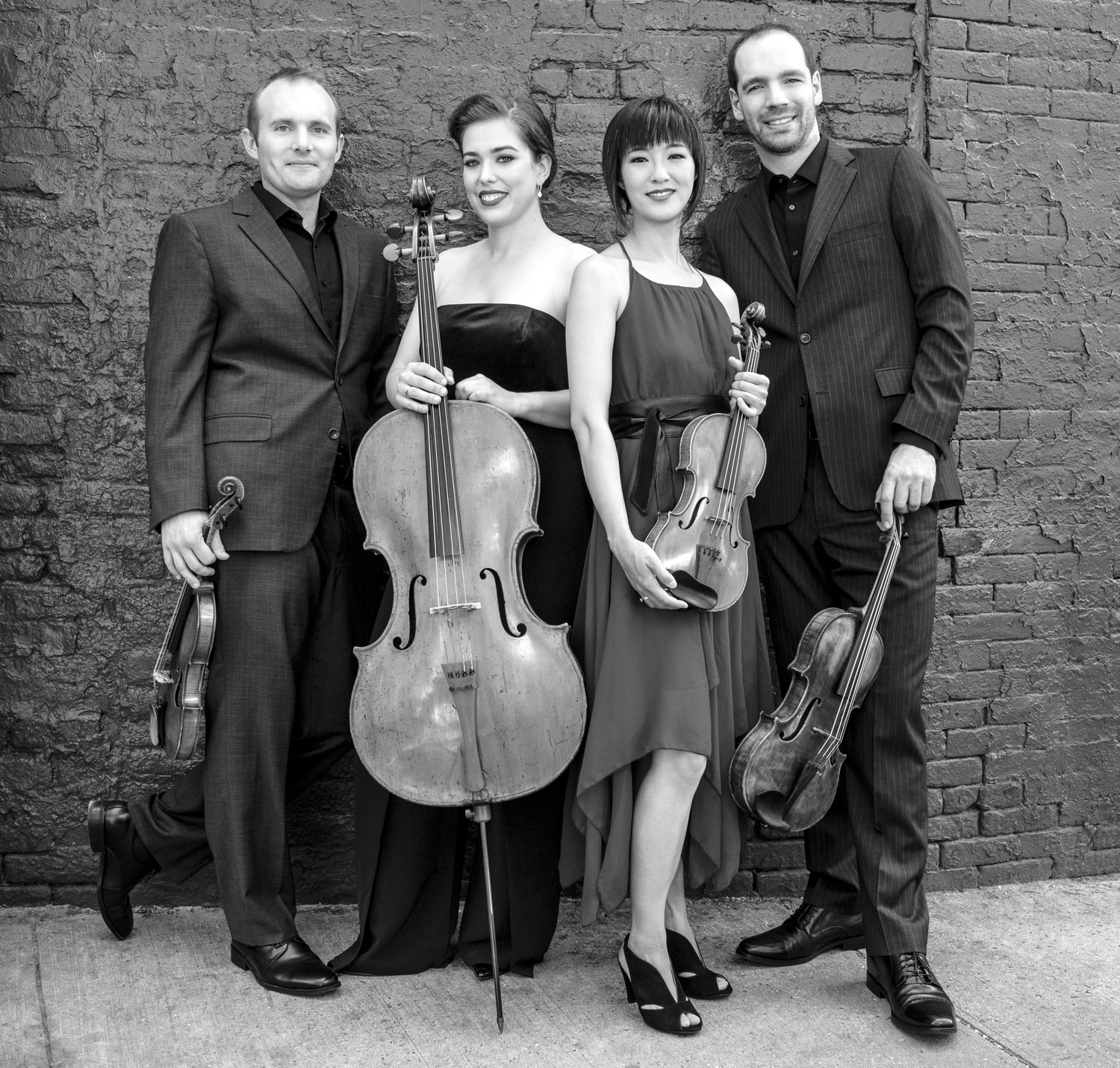 Jasper String Quartet — Presented by Chamber Music Society of Utica on Nov. 18 at 2:30 p.m.