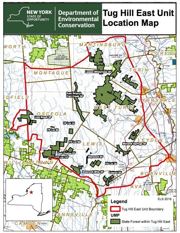 DEC seeks input on managing Tug Hill lands | Rome Daily Sentinel