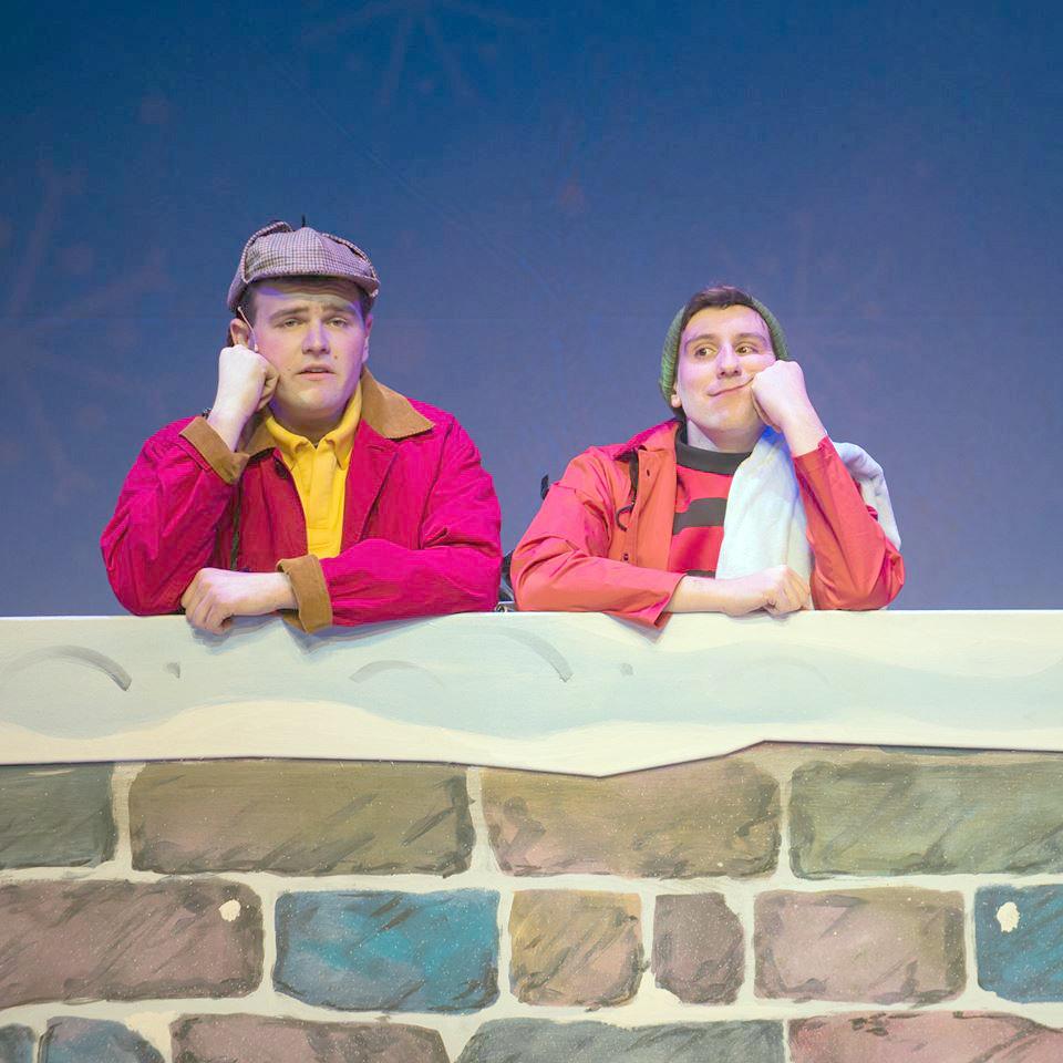 A Charlie Brown Christmas Live On Stage.Stanley Hosts A Charlie Brown Christmas Dec 7 Rome