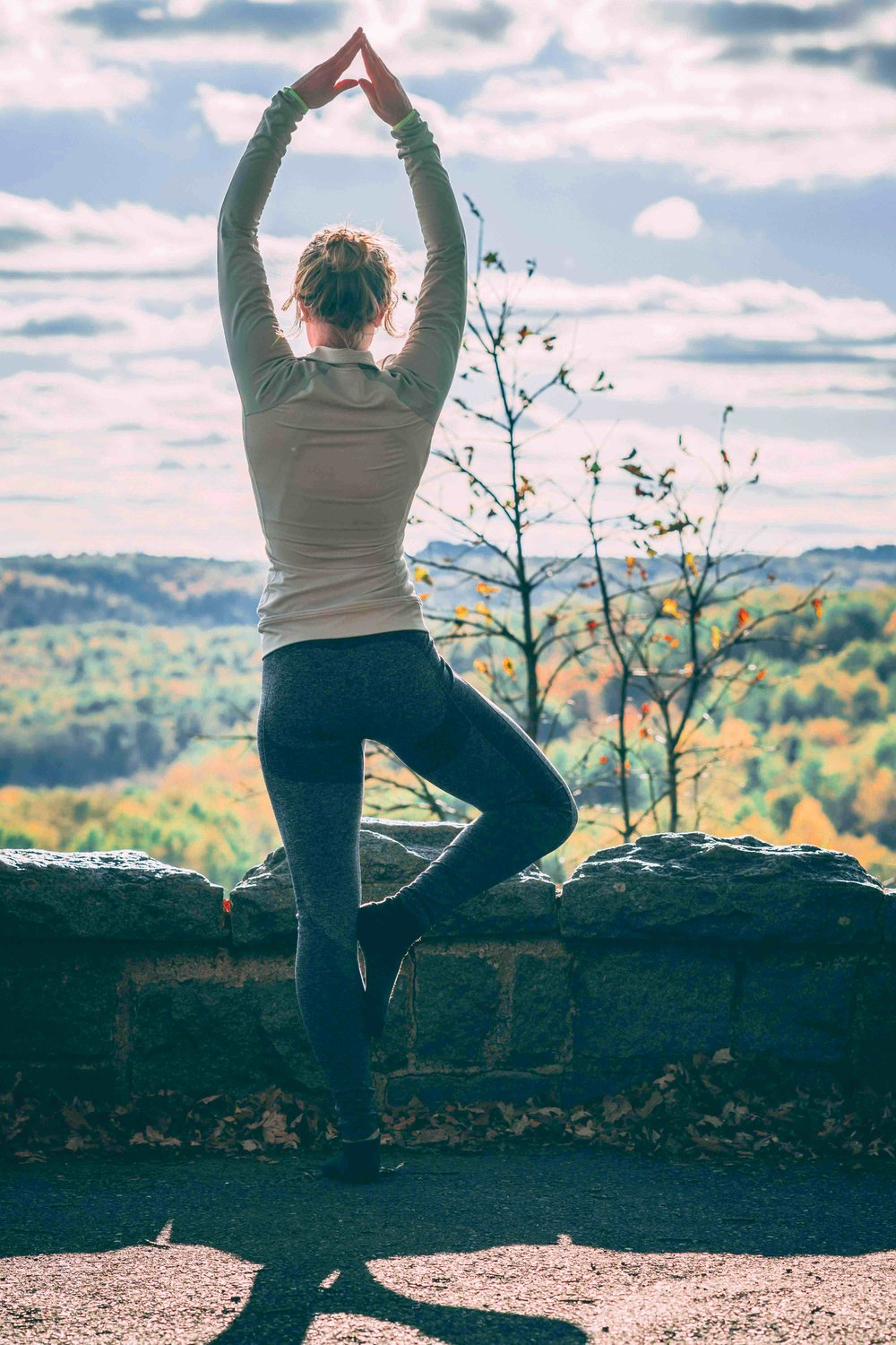 View yoga — Classes meet Mondays and Fridays at 8:30 a.m. and Mondays and Wednesdays at 5:30 p.m. at View in Old Forge.
