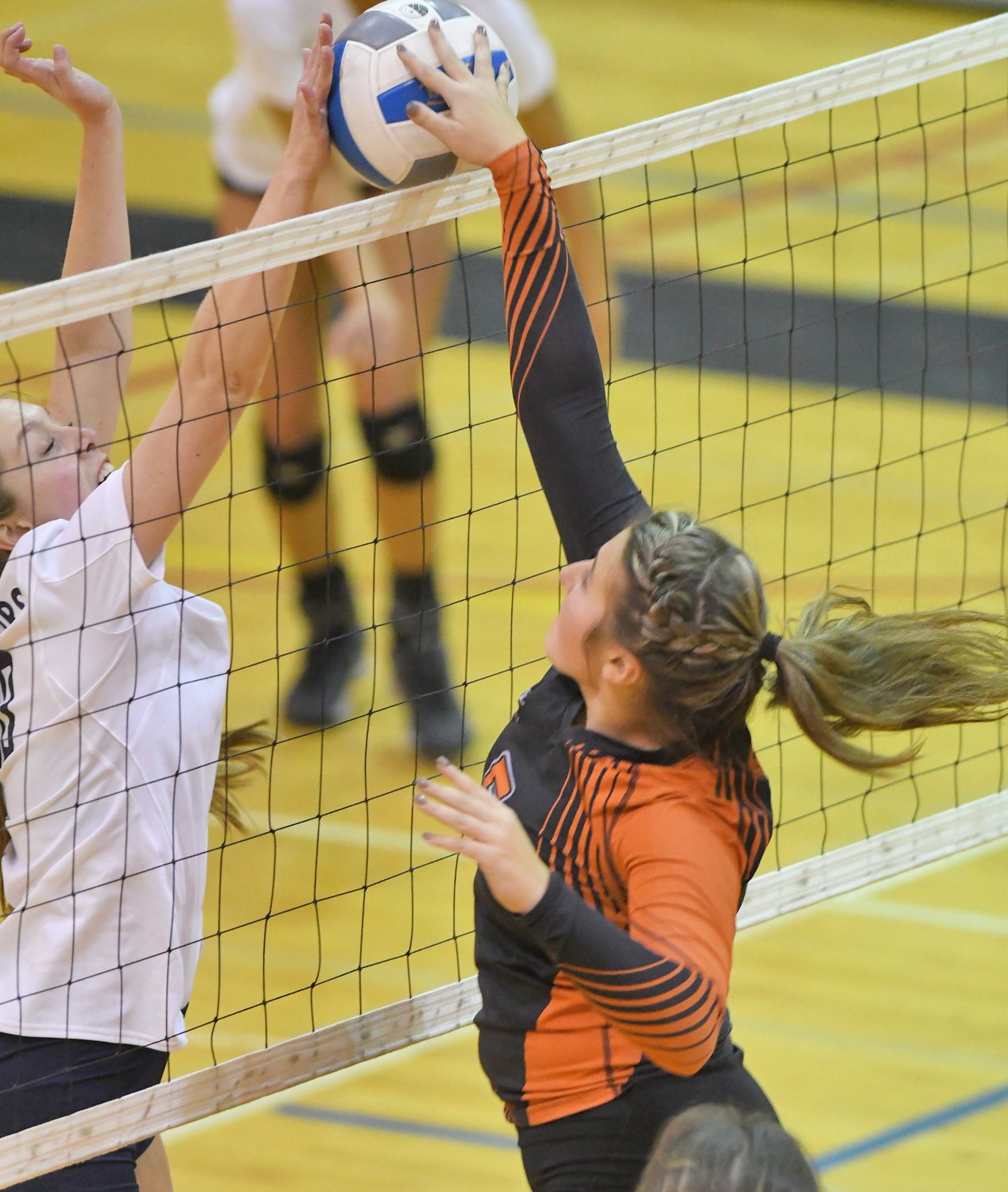 Rfa Falls In Volleyball To Whitesboro Rome Daily Sentinel