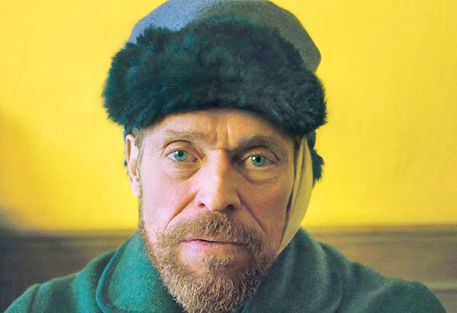 "tortured visionary — Willem Dafoe plays Dutch painter Vincent van Gogh as a tortured visionary in ""At Eternity's Gate."""