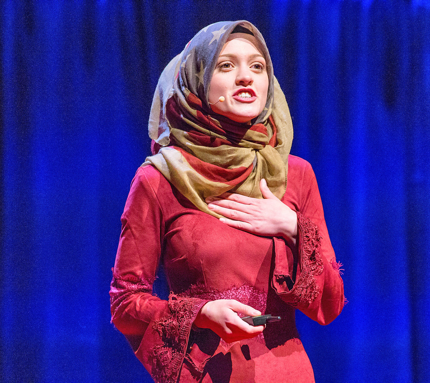 Spoken Word — Syrian-American and International Poet Amal Kassir: 7 p.m., Utica Campus.