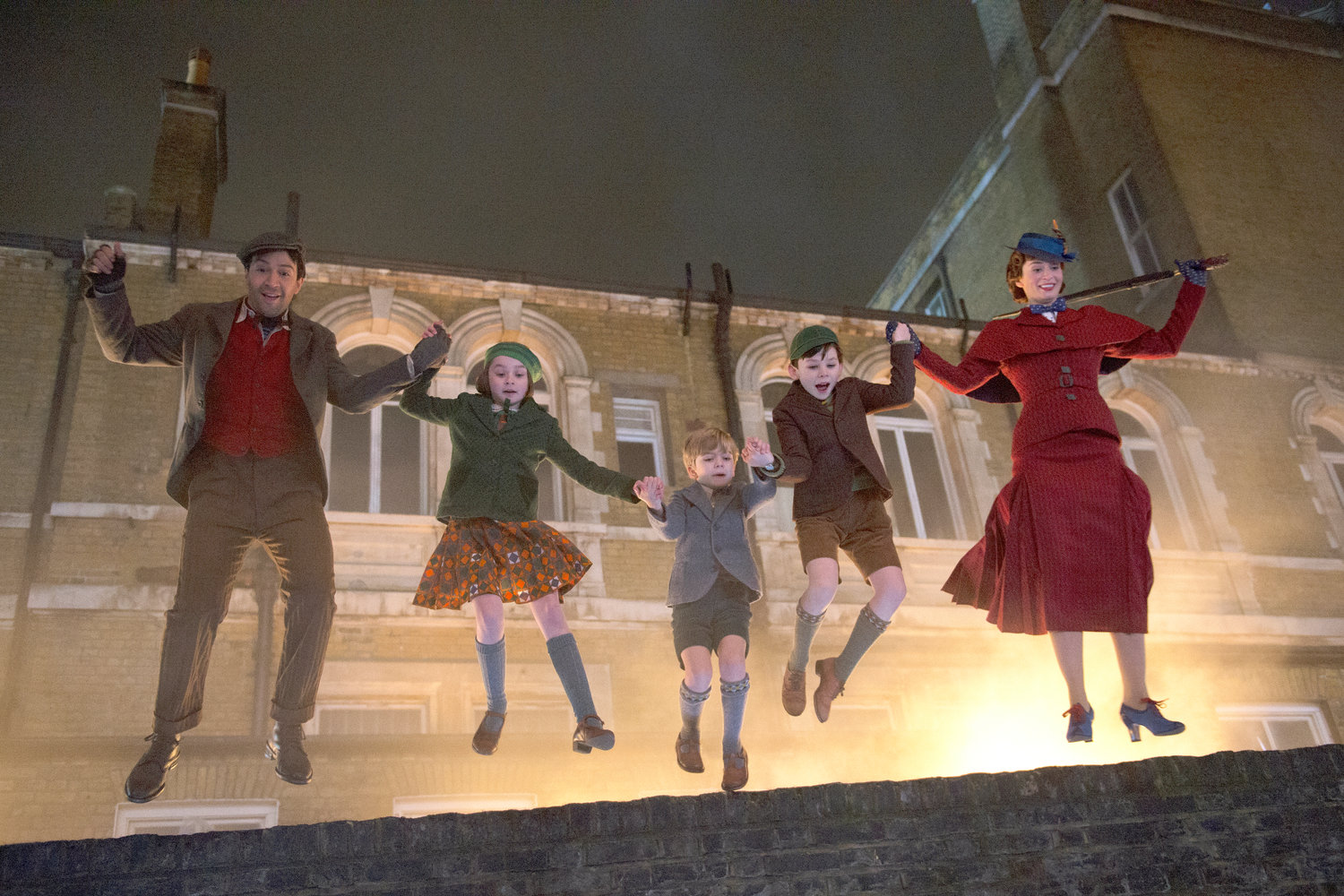 Mary Poppins Returns Lacks Luster Magic Of 1964 Original Rome Daily Sentinel