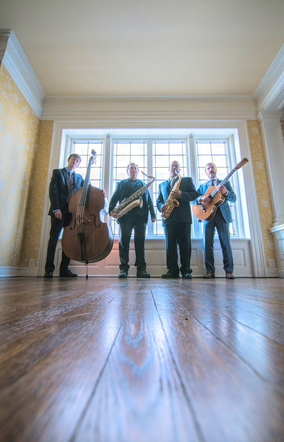 ALL THAT JAZZ — Local jazz band Jerry Dee & the Dovetones will perform at the sixth annual We heART KACelebration!, a major fund-raiser for Kirkland Art Center, to be held on Saturday, Feb. 9.  The event will feature a Roaring Twenties theme.