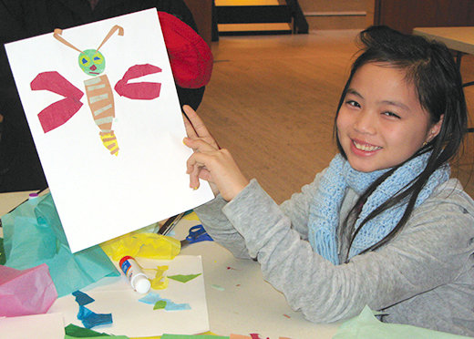 Art Alive!  — Family Day with crafts, activities and more will be held on Feb. 21 from 10 a.m. to 2 p.m. at MWPAI.